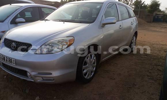 Acheter Neuf Voiture Toyota Matrix Gris à Ouagadougou au Burkina-Faso
