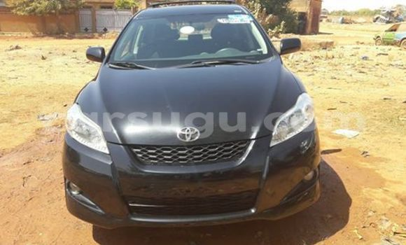 Acheter Neuf Voiture Toyota Matrix Noir à Ouagadougou, Burkina-Faso