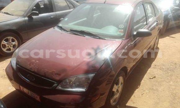 Acheter Neuf Voiture Ford Focus Rouge à Ouagadougou au Burkina-Faso