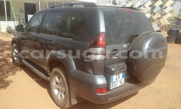 Acheter Neuf Voiture Toyota Land Cruiser Gris à Ouagadougou, Burkina-Faso