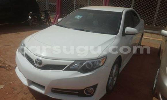 Acheter Neuf Voiture Toyota Camry Noir à Ouagadougou au Burkina-Faso