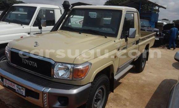Acheter Neuf Voiture Toyota Land Cruiser Prado Marron à Ouagadougou au Burkina-Faso