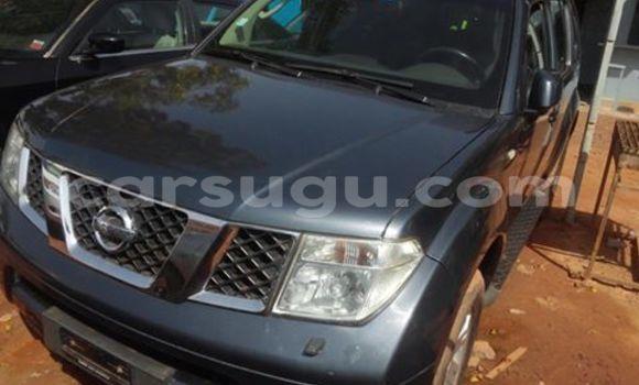 Acheter Neuf Voiture Nissan Pathfinder Noir à Ouagadougou, Burkina-Faso