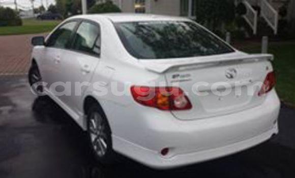 Acheter Neuf Voiture Acura MDX Blanc à Ouagadougou au Burkina-Faso