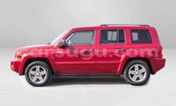 Acheter Neuf Voiture Jeep Patriot Rouge à Ouagadougou, Burkina-Faso