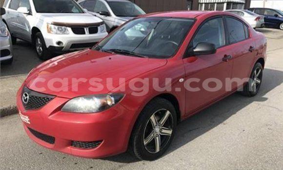 Acheter Neuf Voiture Mazda 326 Rouge à Ouagadougou, Burkina-Faso