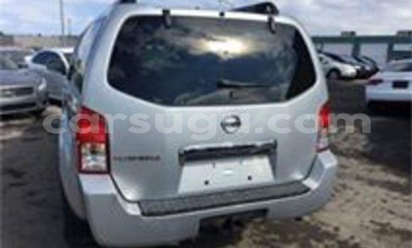 Acheter Neuf Voiture Nissan Pathfinder Gris à Ouagadougou, Burkina-Faso