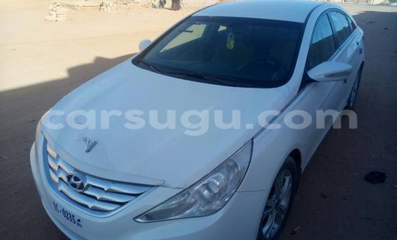 Acheter Neuf Voiture Hyundai Sonata Blanc à Ouagadougou au Burkina-Faso