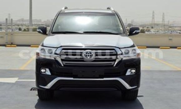 Acheter Neuf Voiture Toyota Land Cruiser Noir à Ouagadougou, Burkina-Faso
