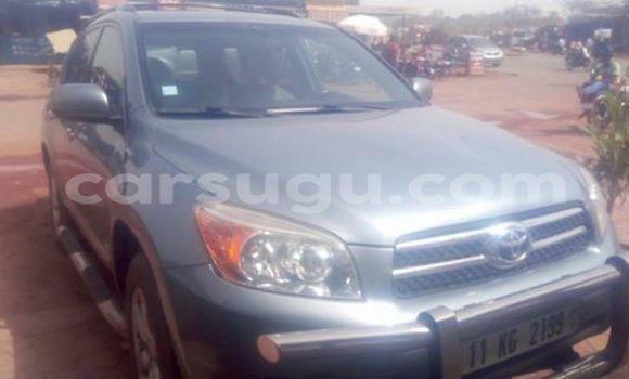 Acheter Neuf Voiture Toyota RAV4 Gris à Ouagadougou au Burkina-Faso