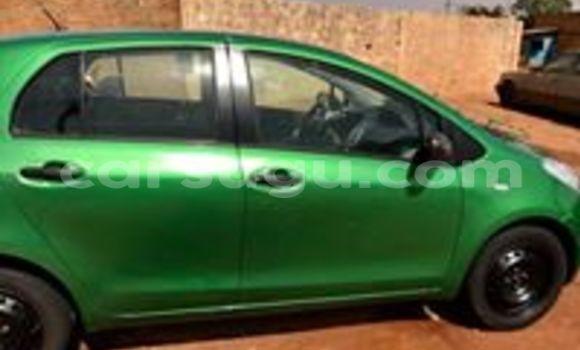 Acheter Neuf Voiture Toyota Yaris Vert à Ouagadougou au Burkina-Faso