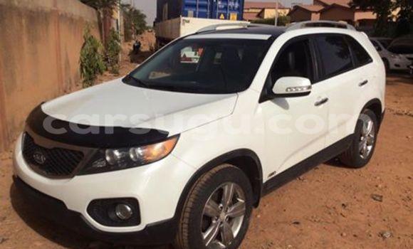 Acheter Neuf Voiture Kia Sorento Blanc à Ouagadougou au Burkina-Faso