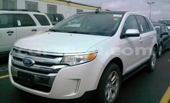 Acheter Occasion Voiture Ford Edge Blanc à Ouagadougou, Burkina-Faso