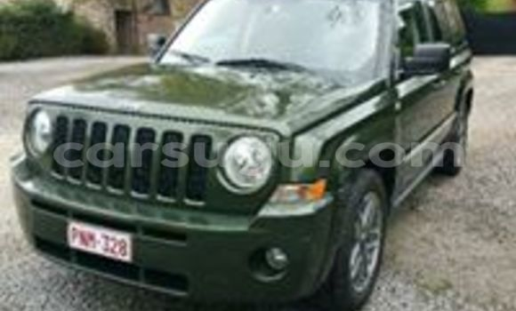 Acheter Neuf Voiture Jeep Patriot Noir à Ouagadougou au Burkina-Faso