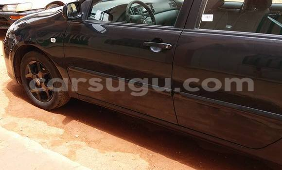 Acheter Occasion Voiture Toyota Corolla Noir à Ouagadougou, Burkina-Faso
