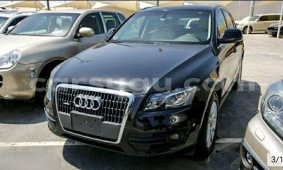 Acheter Neuf Voiture Audi Q5 Noir à Ouagadougou au Burkina-Faso