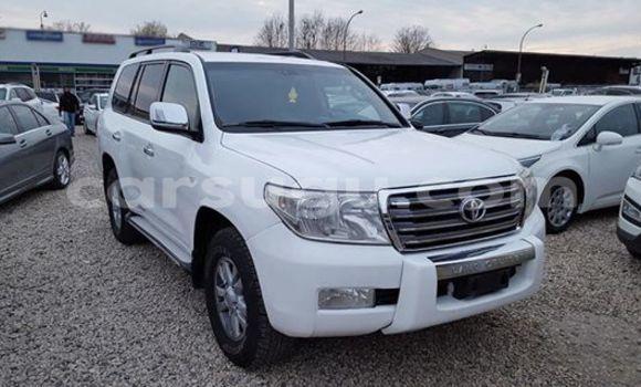Acheter Neuf Voiture Toyota Land Cruiser Blanc à Ouagadougou au Burkina-Faso
