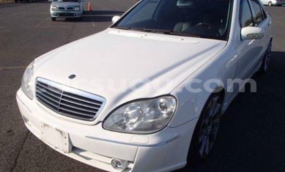 Acheter Neuf Voiture Mercedes‒Benz 190 Blanc à Ouagadougou, Burkina-Faso