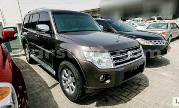 Acheter Neuf Voiture Mitsubishi Pajero Gris à Ouagadougou au Burkina-Faso