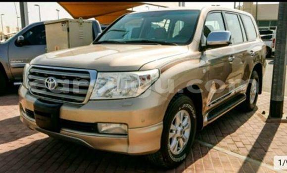 Acheter Neuf Voiture Toyota Land Cruiser Marron à Ouagadougou au Burkina-Faso