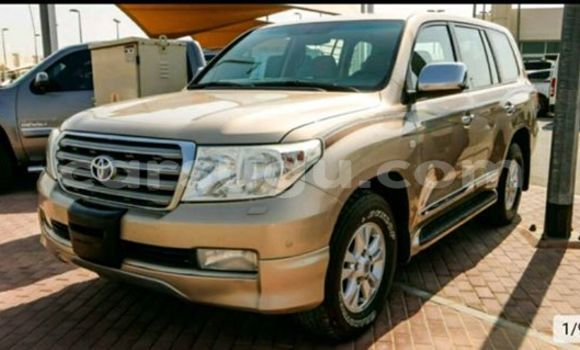 Acheter Neuf Voiture Toyota Land Cruiser Marron à Ouagadougou, Burkina-Faso