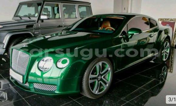 Acheter Neuf Voiture Bentley Continental Vert à Ouagadougou, Burkina-Faso
