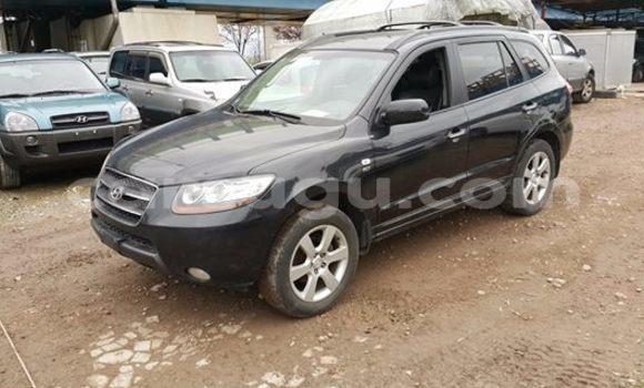 Acheter Neuf Voiture Hyundai Santa Fe Noir à Ouagadougou au Burkina-Faso