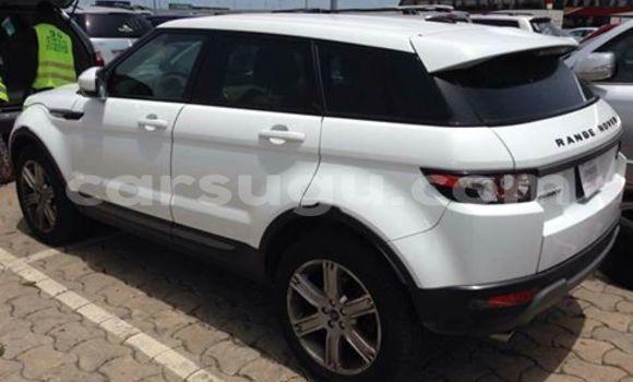 Acheter Neuf Voiture Land Rover Range Rover Evoque Blanc à Ouagadougou au Burkina-Faso