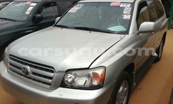 Acheter Neuf Voiture Toyota Highlander Gris à Ouagadougou, Burkina-Faso
