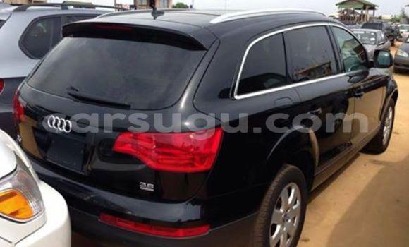 Acheter Neuf Voiture Audi A3 Noir à Ouagadougou au Burkina-Faso