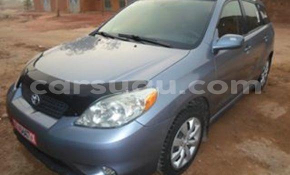 Acheter Occasion Voiture Toyota Matrix Bleu à Ouagadougou, Burkina-Faso