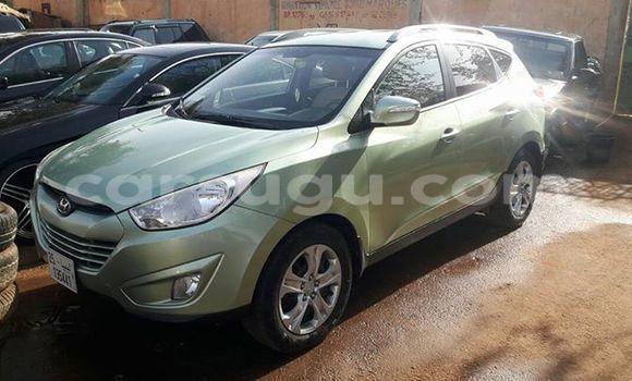 Acheter Neuf Voiture Hyundai ix35 Vert à Ouagadougou au Burkina-Faso