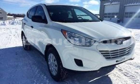 Acheter Neuf Voiture Hyundai Tucson Blanc à Ouagadougou au Burkina-Faso