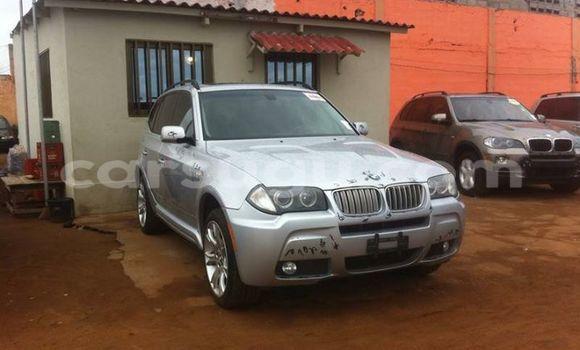 Acheter Occasion Voiture BMW X5 Gris à Ouagadougou au Burkina-Faso