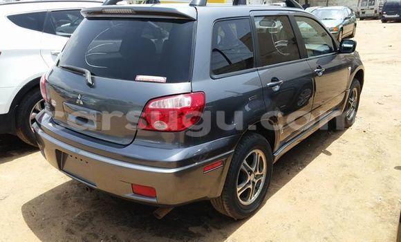 Acheter Occasion Voiture Mitsubishi Outlander Noir à Ouagadougou, Burkina-Faso
