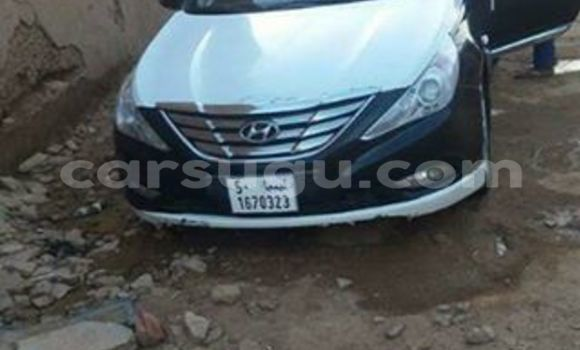 Acheter Neuf Voiture Hyundai Sonata Noir à Ouagadougou, Burkina-Faso