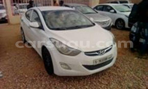 Acheter Neuf Voiture Hyundai Elantra Blanc à Ouagadougou au Burkina-Faso