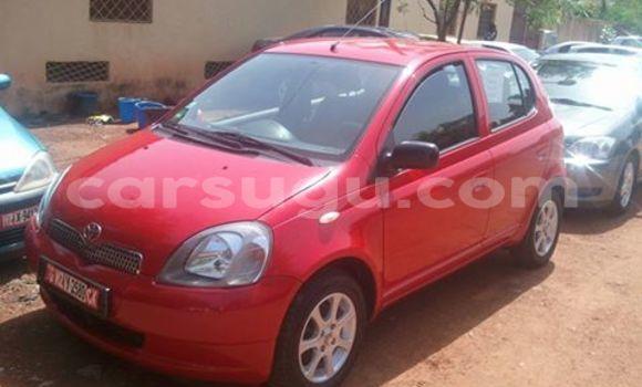 Acheter Neuf Voiture Toyota Yaris Rouge à Ouagadougou, Burkina-Faso