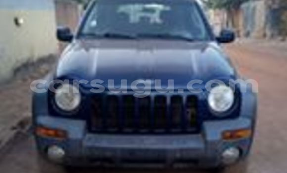 Acheter Neuf Voiture Jeep Cherokee Bleu à Ouagadougou au Burkina-Faso