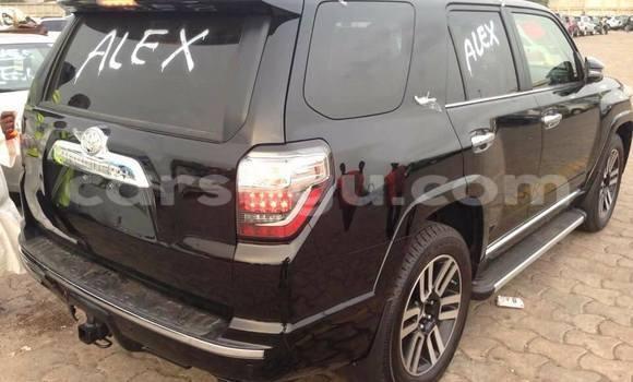 Acheter Occasions Voiture Toyota 4Runner Noir à Ouagadougou, Burkina-Faso
