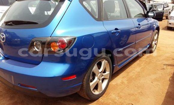Acheter Neuf Voiture Mazda 3 Bleu à Ouagadougou au Burkina-Faso