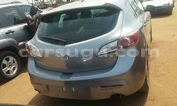Acheter Neuf Voiture Mazda 3 Gris à Ouagadougou au Burkina-Faso