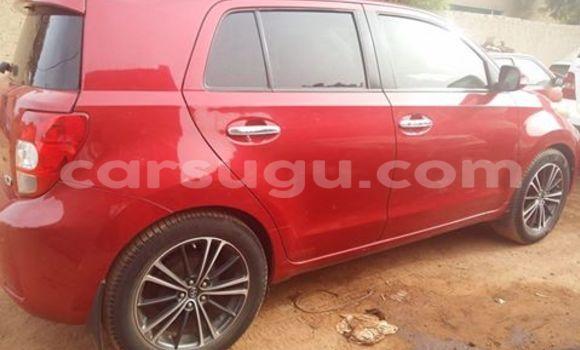 Acheter Neuf Voiture Toyota Sequoia Rouge à Ouagadougou, Burkina-Faso