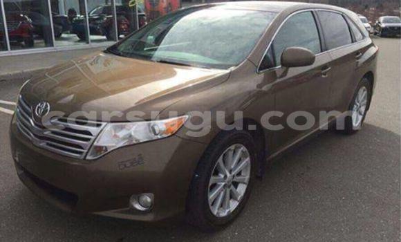 Acheter Neuf Voiture Toyota Venza Marron à Ouagadougou au Burkina-Faso