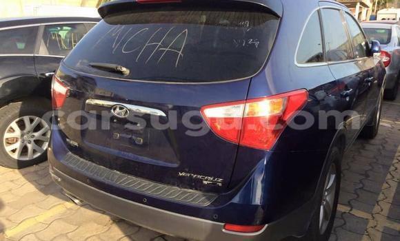 Acheter Occasion Voiture Hyundai Veracruz Bleu à Ouagadougou au Burkina-Faso