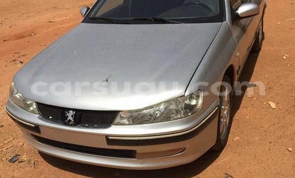 Acheter Occasion Voiture Peugeot 406 Gris à Ouagadougou au Burkina-Faso