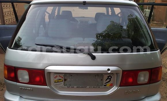 Acheter Occasion Voiture Toyota Picnic Gris à Ouagadougou, Burkina-Faso