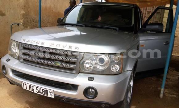 Acheter Neuf Voiture Land Rover Range Rover Gris à Ouagadougou au Burkina-Faso