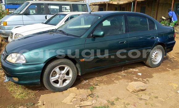 Acheter Neuf Voiture Toyota Avensis Vert à Ouagadougou, Burkina-Faso