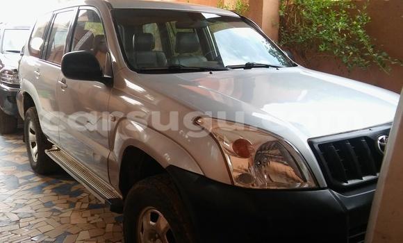 Acheter Occasion Voiture Toyota Prado Gris à Ouagadougou au Burkina-Faso
